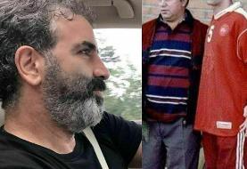 گرد پیری روی چهره معترض همیشگی به علی پروین/عکس