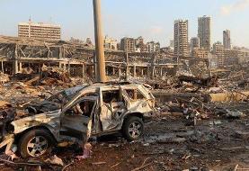 پیام وزیر کشور بعد از انفجار بزرگ در لبنان