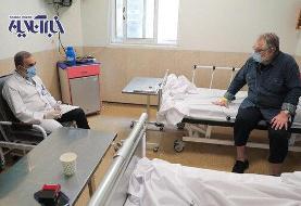 ببینید   نخستین تصاویر از کارگردان مشهور پس از ابتلا به کرونا روی تخت بیمارستان