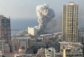 ببینید | نخستین تصاویر منتشر شده از کشتهشدگان انفجار شدید بیروت [هشدار: حاوی تصاویر تلخ]