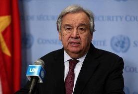 گوترش: تعبیر و تفسیر قطعنامه های شورای امنیت بر عهده خود شوراست