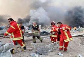 رییس جمعیت هلال احمر لبنان: نیازمند کمک ایران هستیم