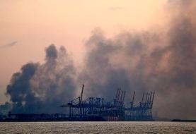 ۵۰ کشته، ۳۰۰۰ مجروح | نخستین برآوردها از تلفات انسانی انفجار بیروت