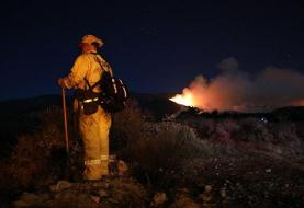 Apple Fire: Massive California wildfire forces evacuations