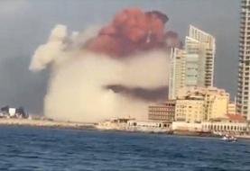 نظریههای متفاوت درباره علت انفجار بیروت| آیا حادثهای مانند قطار نیشابور رخ داده است؟