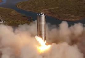 ویدئو | اسپیسایکس موشک فضایی جدید را با موفقیت آزمایش کرد