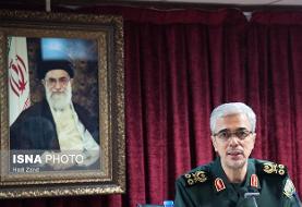 پیام سرلشکر باقری به سید حسن نصر الله و فرمانده ارتش لبنان
