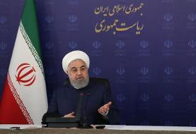 گلایههای روحانی: انتخابات در ایران تمام نمیشود