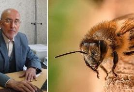 پروفسور عظیم اکبرزاده خیاوی و ادعای درمان کرونا با زهر زنبور