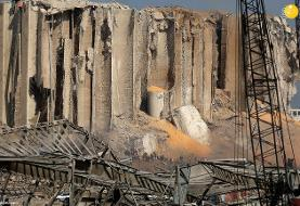تصویری تکاندهنده از مرکز انفجار بیروت