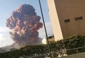 ویدئو | فیلمبردار این صحنه از انفجار بیروت درگذشت