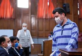(تصاویر) لبخندِ متهمان در دادگاه!