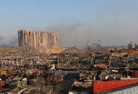 انفجار بیروت؛ امدادگران در جستجوی بیش از ۱۰۰ مفقود