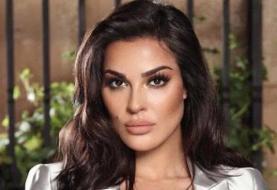 ویدئو | خانه بازیگر زن مطرح لبنانی در طبقه ۲۲ برج مسکونی بعد از انفجار بیروت