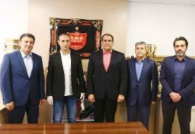 بازداشت مدیر پرسپولیسی تأیید شد