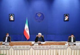دستور روحانی برای ارسال کمکهای بشردوستانه به لبنان