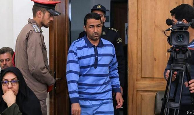 مصطفی صالحی از معترضان دی ماه ۹۶ نجفآباد در زندان دستگرد اصفهان اعدام شد