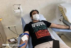 مشارکت فراگیر استانداران در سالروز تاسیس سازمان انتقال خون ایران
