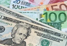 صرافی ملی نرخ دلار و یورو را ارزان کرد | جدیدترین قیمت ارزها در ۲۷ شهریور ۹۹