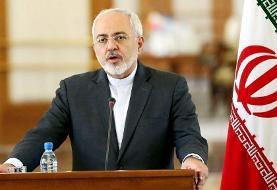 ظریف: تسلیحات هستهای آمریکا و اسرائیل منطقه را تهدید میکند
