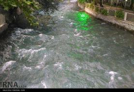 هشدار به گردشگران؛ تعطیلات را در کنار رودخانه کرج نگذرانید