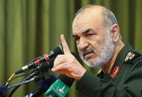وعده فرمانده کل سپاه به مردم لبنان و حزب الله بعد از انفجار بیروت | ...