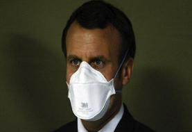 نشست رئیس جمهور فرانسه با ۳ مقام ارشد لبنان