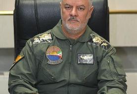 پیام تبریک امیر خانزادی به فرمانده کل ارتش