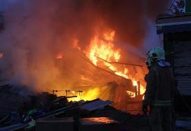 آخرین جزئیات از  ریزش ساختمان در صالح آباد
