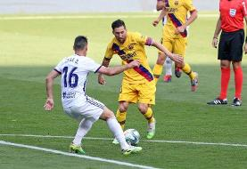 بارتومئو:مسی  در بارسلونا بازنشسته می شود