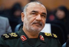 وعده مهم فرمانده کل سپاه به مردم لبنان و حزب الله بعد از انفجار بزرگ بیروت