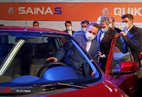 تمجید واعظی از خودروسازان ایرانی؛ زیبایی، کیفیت و ایمنی دارند!