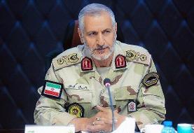 پیکر پاک ۲ شهید مرزبانی خوزستان تشییع شد