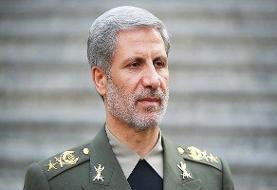 تبریک امیر حاتمی به فرمانده کل ارتش