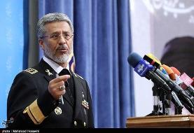 دستاورهای ارتش در ساخت موشک انداز، جنگنده و ...از زبان امیر سیاری /هیچ کس به فکر تهدید ایران نیفتد