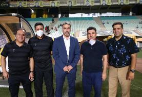 پنج کاپیتان استقلال روی نیمکت سه بازی لیگ!/عکس