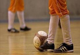 صعود تیم سایپا به فینال لیگ برتر فوتسال بانوان