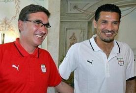 شوخی و خنده دایی قبل از جام جهانی جنجالی/عکس