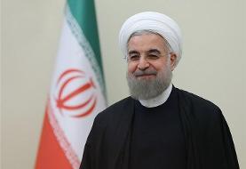 پیام تبریک روحانی برای روز خبرنگار