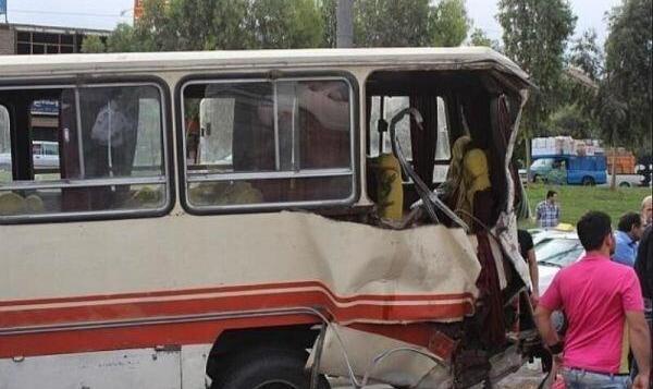 ۴ کشته و ۱۹ مصدوم در تصادف رانندگی در جاده مشگینشهر - پارسآباد