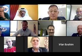 دو پیشنهاد مجید کیهانی در جلسه کمیسیون مسابقات دوومیدانی آسیا