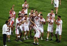 (تصاویر) جشن قهرمانی پرسپولیس در لیگ نوزدهم
