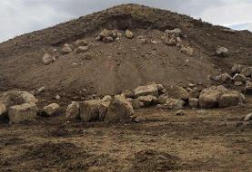 آغاز عملیات باستانشناسی در حوضه آبگیر سد چپرآباد اشنویه