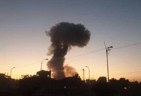 سپاه پاسداران: «عامل» انفجار صوتی زاهدان بازداشت شد