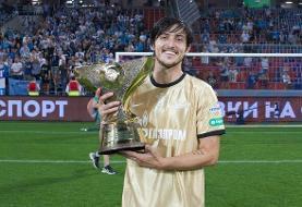 سردار آزمون، پرافتخارترین فوتبالیست ایرانی در اروپا