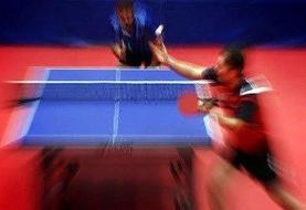 استارت فدراسیون تنیس روی میز برای برگزاری لیگ برتر ۹۹