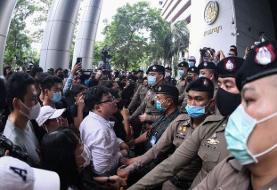 تجمع معترضان تایلندی برای آزادی ۲ فعال ضد دولتی