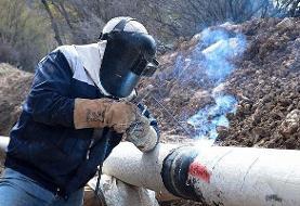 گازرسانی به ۲۴ روستای سختگذر