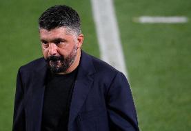 گتوزو: با داشتن مالکیت توپ می توان بارسلونا را شکست داد