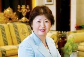 زن ثروتمند قاره آسیا چقدر پول دارد؟